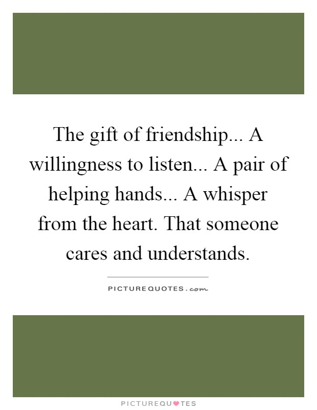 A Prayer of Willingness to Listen