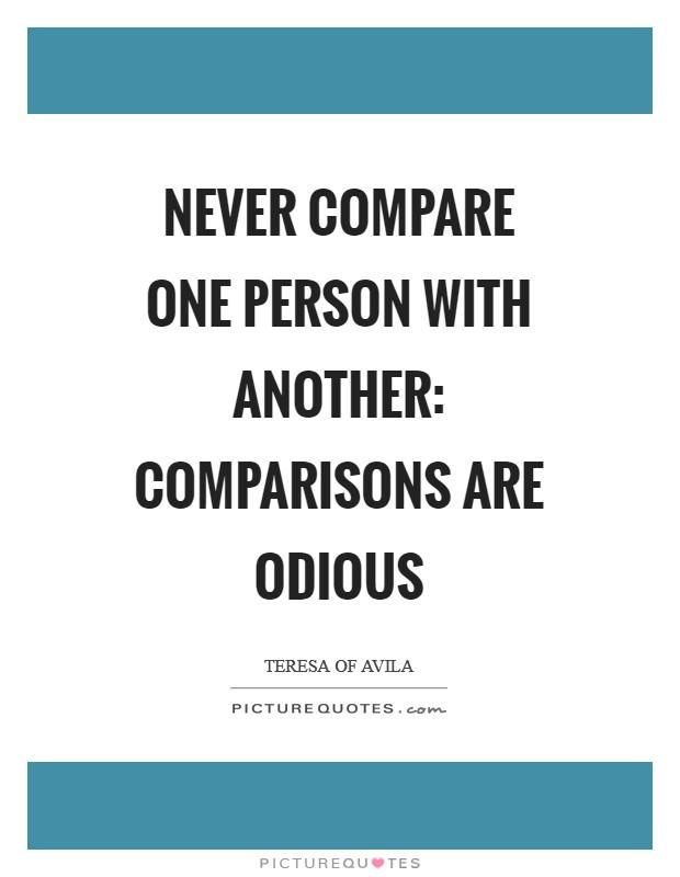 Compare Quotes Compare Sayings Compare Picture Quotes Page 60 Adorable Compare Quotes