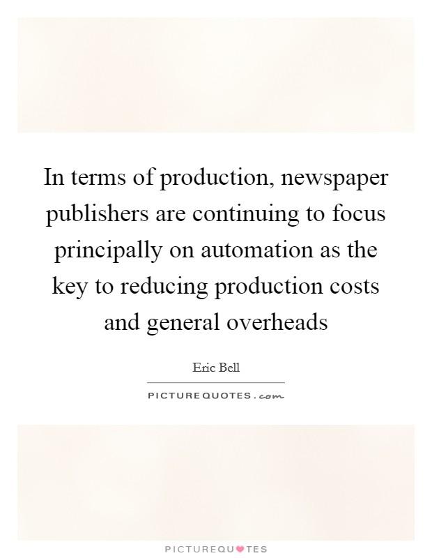 Publishing Glossary