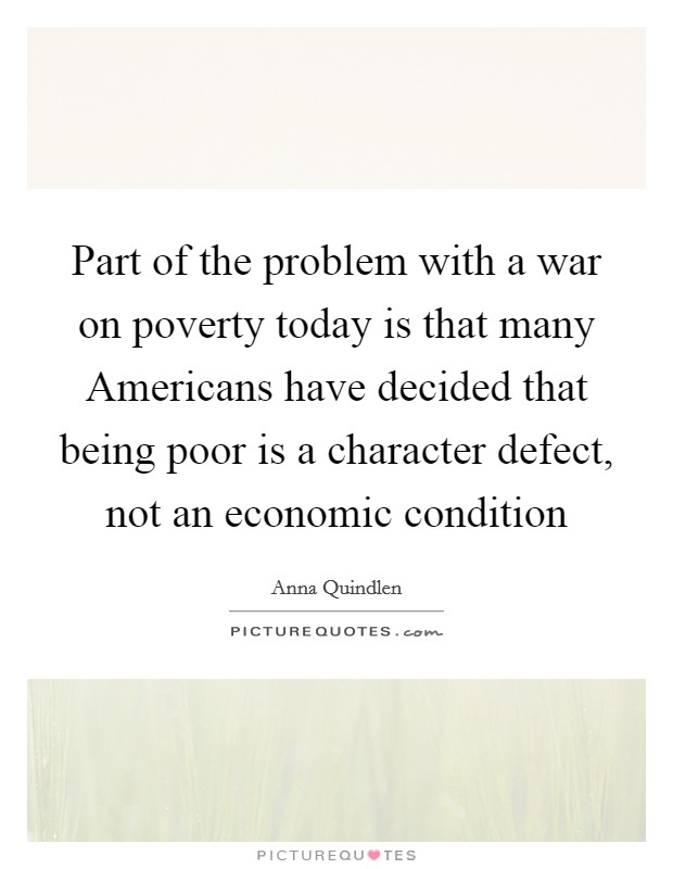 war and poverty The democratic republic of the congo is most notably known for the second congo war.