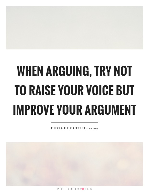 Raise Your Voice Quotes & Sayings | Raise Your Voice ...