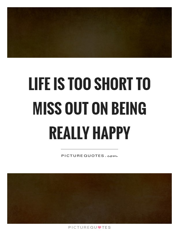 Really Happy Quotes & Sayings