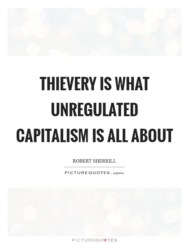 capitalism is inequality Two countries on income inequality from communism to capitalism: private  versus public property and inequality in china and russia† by filip novokmet.