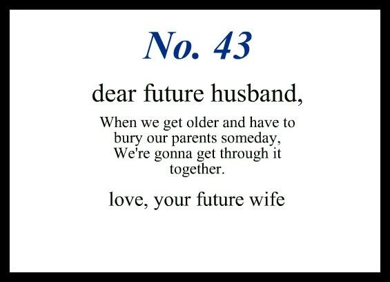 Future Husband Quote | Quote Number 723675 | Picture Quotes