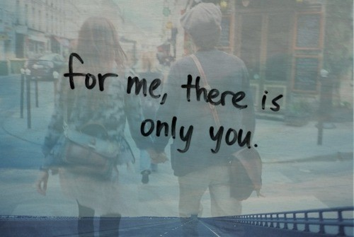 Its Only You And Me Quote 1 Picture Quote #1