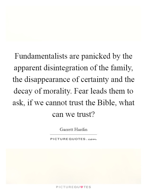 Trust Family Quotes & Sayings | Trust Family Picture Quotes