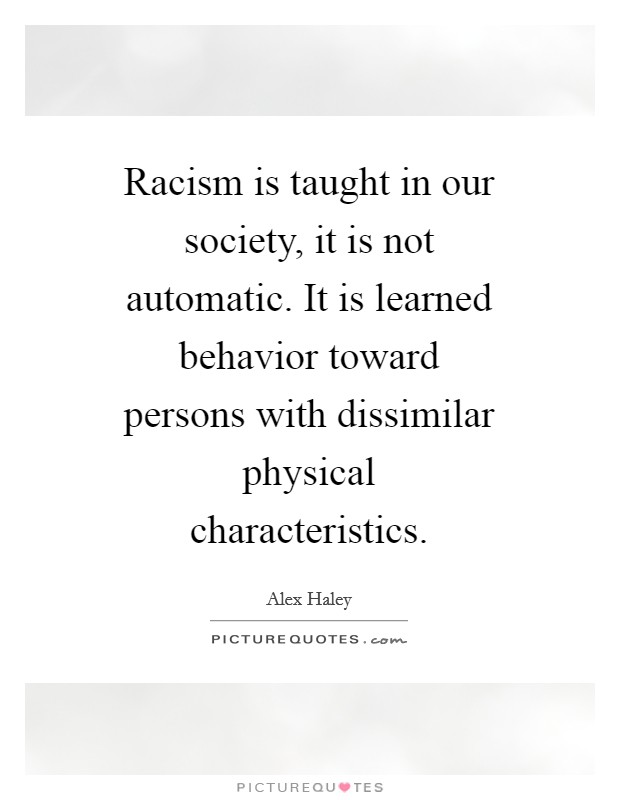 how is racism presented in the Racism starts early in education and it pervades k-12 public schools in the us the clever, sinister thing about institutional racism in education is that it operates on its own, like a machine, even when people of good will want it to operate differently.