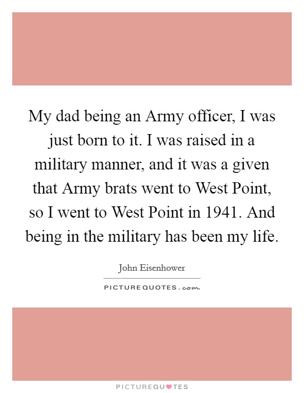 Military Father Daughter Quotes: Dad In Military Quotes & Sayings