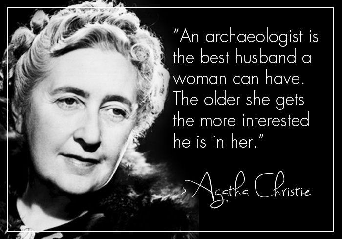 Agatha Christie Quote 4 Picture Quote #1