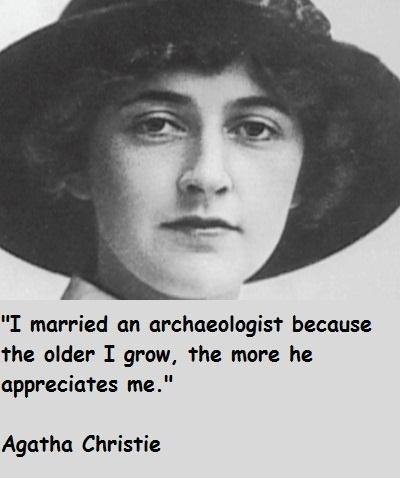 Agatha Christie Quote 6 Picture Quote #1