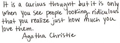Agatha Christie Quote 7 Picture Quote #1