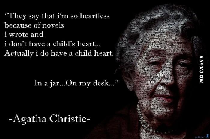 Agatha Christie Quote 10 Picture Quote #1