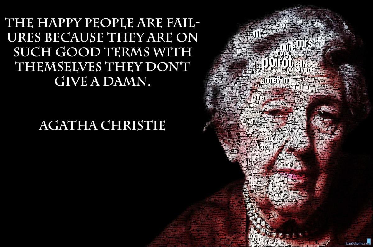 Agatha Christie Quote 11 Picture Quote #1