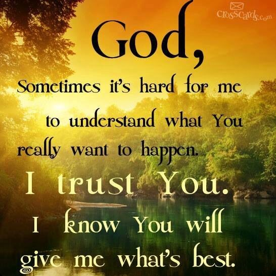 I Know God Has A Plan For Me Quote | Quote Number 732050 ...