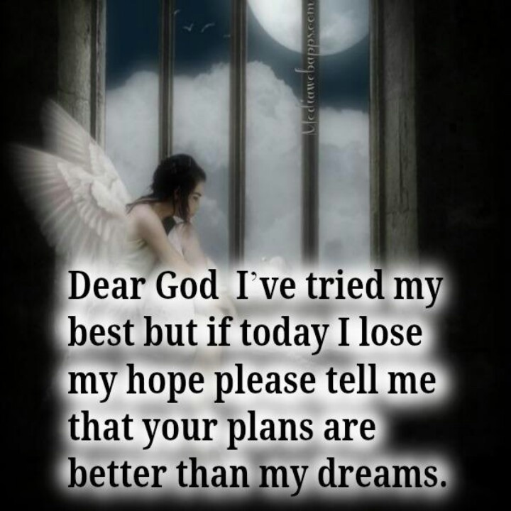 I Know God Has A Plan For Me Quote | Quote Number 732062 ...
