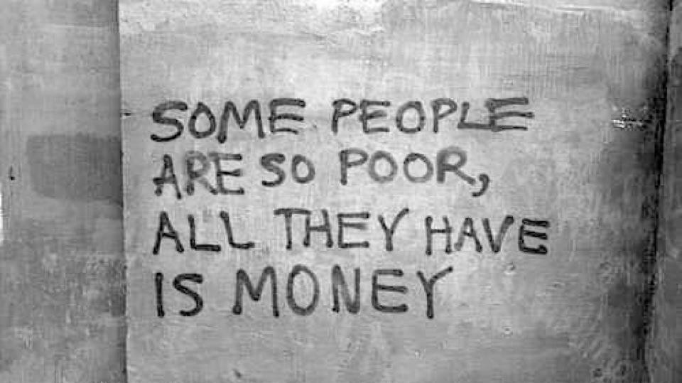 Poor People Quote 1 Picture Quote #1