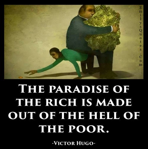 Poor People Quote 3 Picture Quote #1