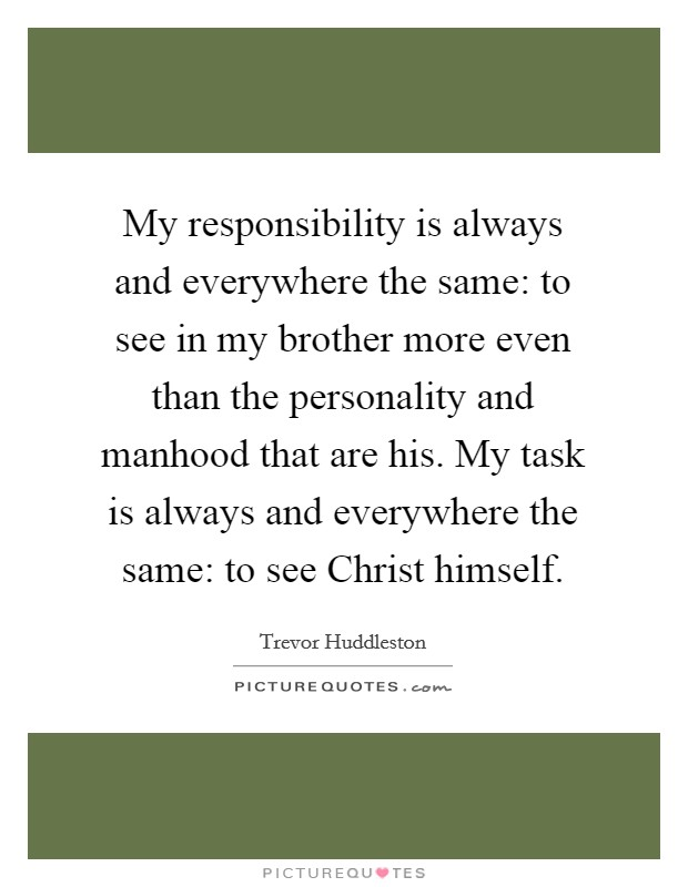 Brothers In Christ Quotes & Sayings | Brothers In Christ ...