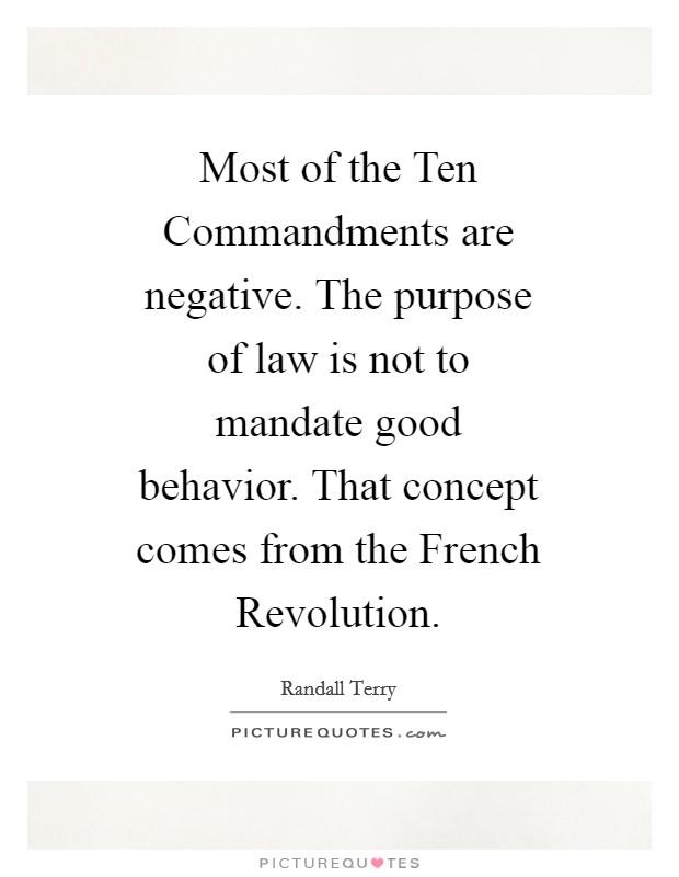 Ten Commandments Quotes & Sayings