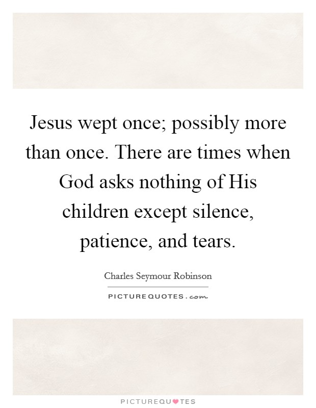 More Patience Quotes Sayings More Patience Picture Quotes