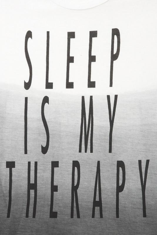 Sleep is my therapy Picture Quote #1
