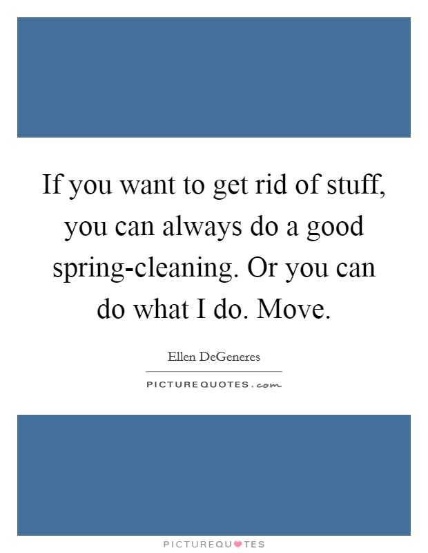 Spring Cleaning Quotes Fascinating What Does Spring