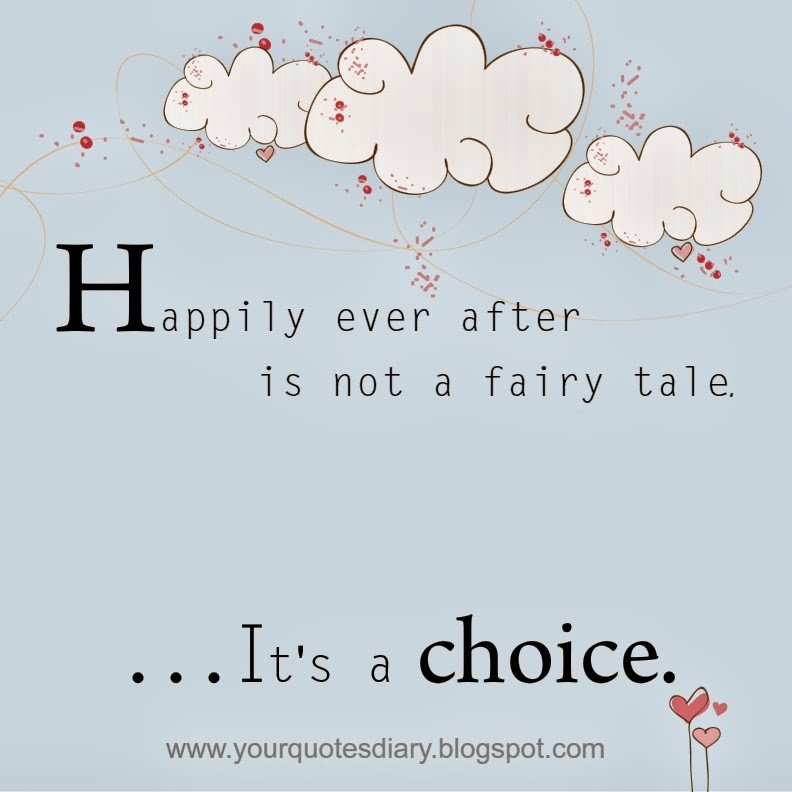 Finding Happy Ever After Quote 1 Picture Quote #1