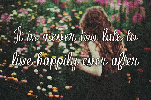 Happy Never After Quote 3 Picture Quote #1