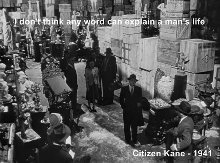 Citizen Kane Movie Quote 1 Picture Quote #1