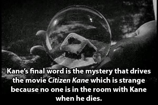Citizen Kane Quote 7 Picture Quote #1