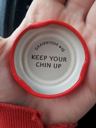 Chin Up Quote 1 Picture Quote #1