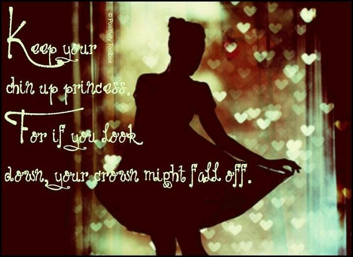 Chin Up And Smile Quote 1 Picture Quote #1