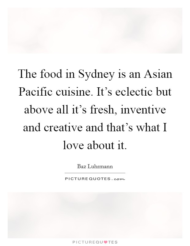 Japanese Cuisine Quotes