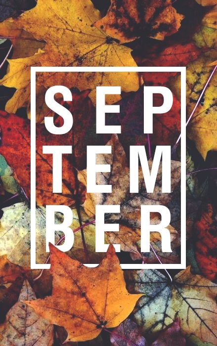 September  Picture Quotes