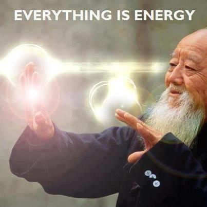 Everything is energy Picture Quote #1
