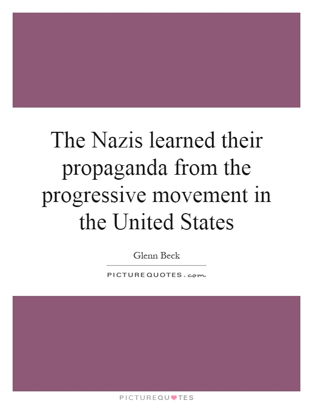 Propaganda Sayings
