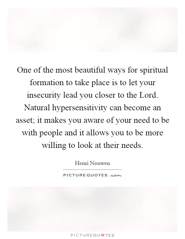 Henri Nouwen Quotes & Sayings (288 Quotations) - Page 3