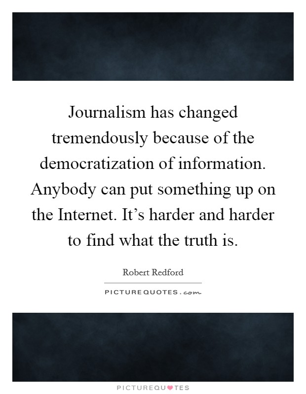 Show your work: The new terms for trust in journalism