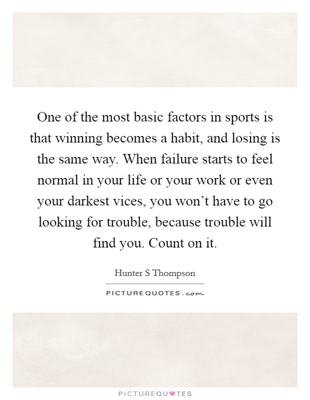 Sports Failure Quotes & Sayings