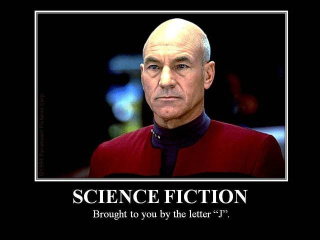 Jean Luc Picard Quote 2 Picture Quote #1