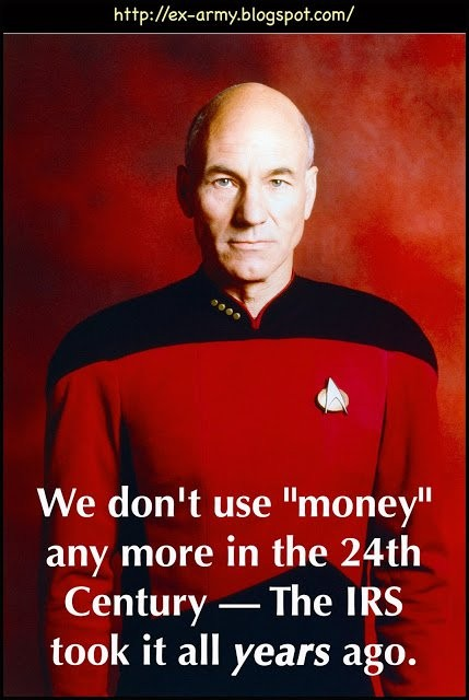 Jean Luc Picard Quote 3 Picture Quote #1