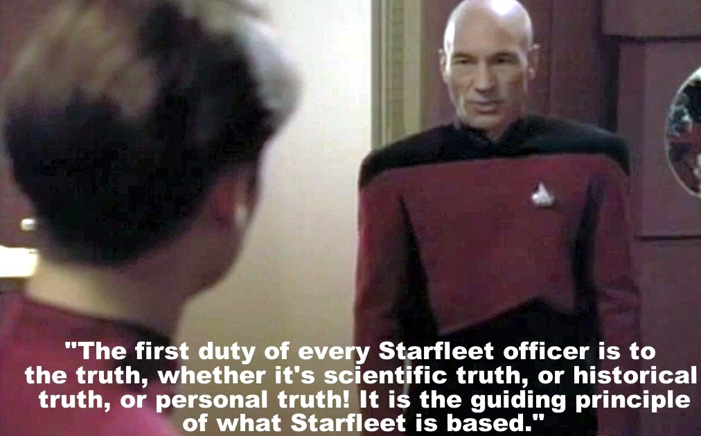 Jean Luc Picard Quote 8 Picture Quote #1