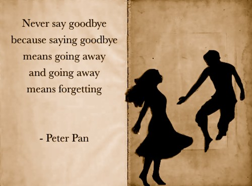 Famous Goodbye Quote 2 Picture Quote #1