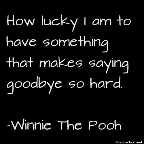 Famous Goodbye Quote 3 Picture Quote #1
