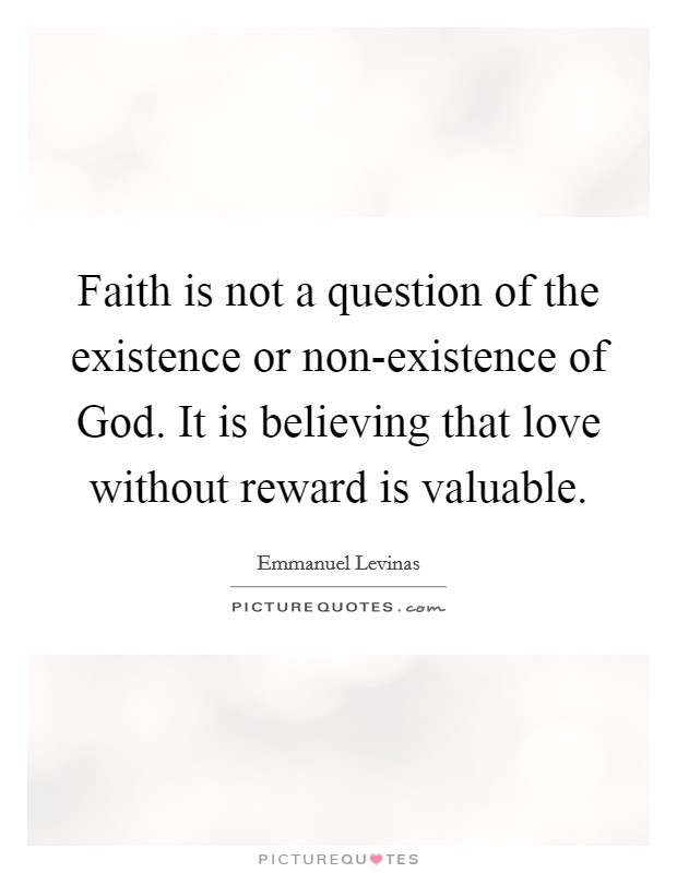 questioning the existence of god Descartes' proof of the existence before we go any further, we must ponder upon several questions what is god does god exist if such god does exist.