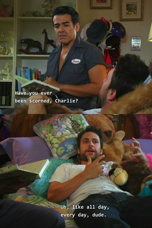 Always Sunny Quote 28 Picture Quote #1