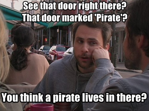 Always Sunny Quote 31 Picture Quote #1