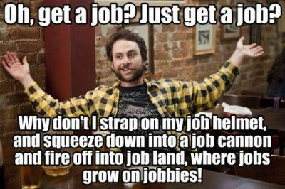 Always Sunny Quote 35 Picture Quote #1