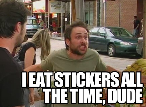 Always Sunny Quote 44 Picture Quote #1