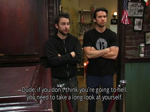 Its Always Sunny Mac Quote 3 Picture Quote #1